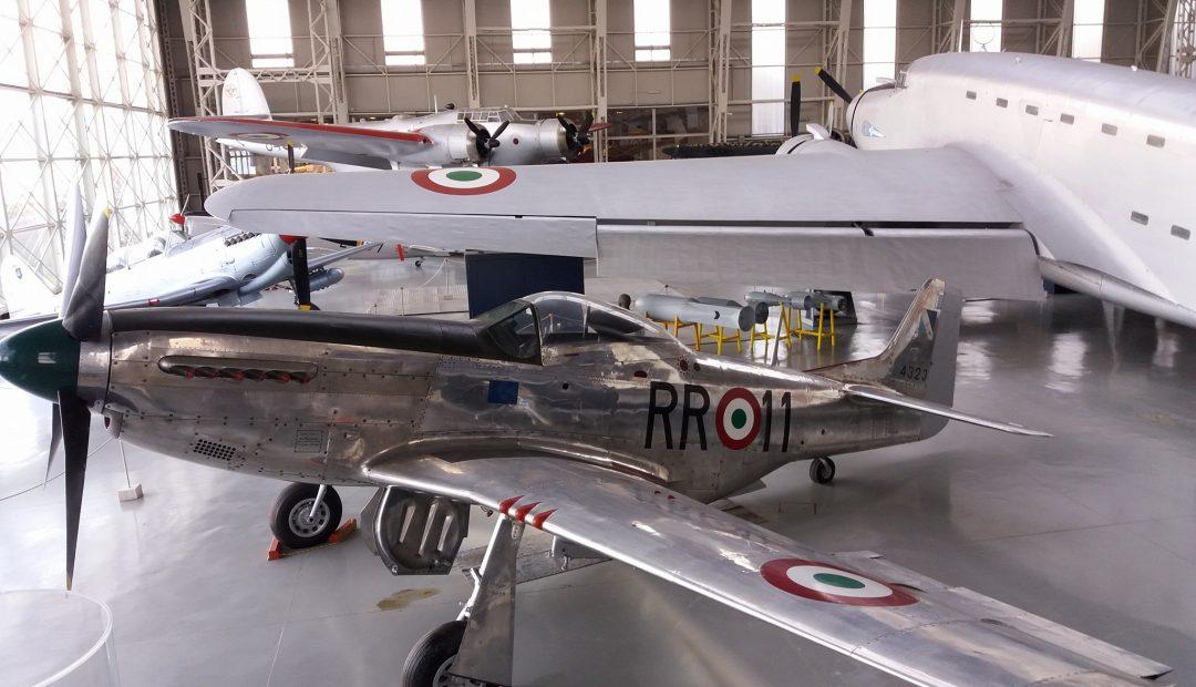 Museo Dell'Aeronautica Militare di Vigna di Valle